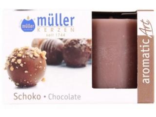 Set luminari parfumate chocolat, 2 buc