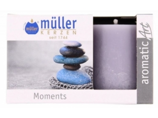 Set luminari parfumate moments, 2 pcs.
