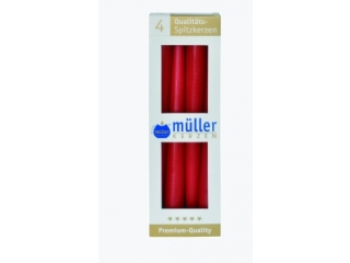 Set luminari-conice D.Red 245 mm, 7h, 4 buc
