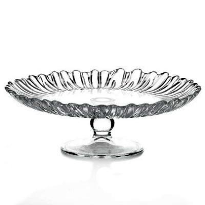 """""""Aurora"""" Platou pe picior, 1 buc. 1/6, Vase pentru fructe,desert, biscuiţi, tortă ,"""