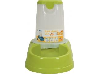 """""""Linia Storage""""Vas pentru alimente pentru animale 1.5Lt. verde mela,  1 buc"""
