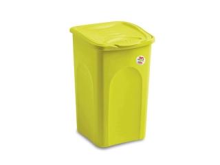 """""""Linea Primavera"""" Cos verde pt rufe 37*37cm h56cm 50L, 1 buc."""