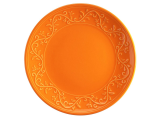 """NC Ivy"" Platou, orange 20 cm., 1 buc."