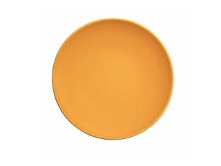 """OKT/ """"Harlek"""" Platou apricot D 27 cm,1 buc."""