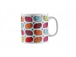 """""""Entotel elefanti""""Cana pentru ceai 300 ml, 1 buc."""