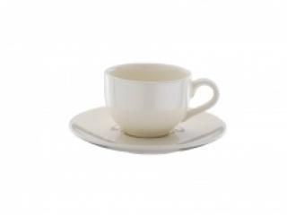 """Selen"" Cana p/u ceai + farf. ivory, 2 pcs"