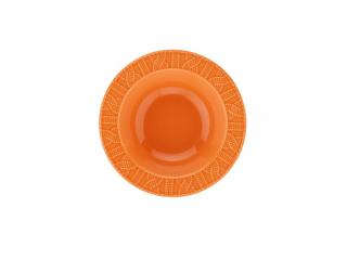 """OKT/ """"NC Icy"""" Bol orange 300 ml D 15 cm, 1 buc."""
