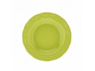 """""""NC Athena"""" Farfurie adinca , verde, 22 cm., 1 buc."""