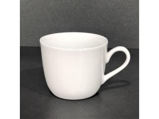 """""""White"""" Cana p/u cafea, h 5 cm, d 6 cm,  1 pcs"""