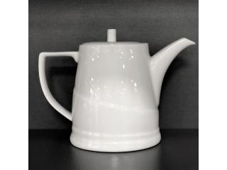 """""""White"""" Ceainic cu capac, h 14,15 cm , 2 pcs"""