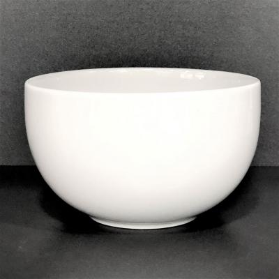 """""""White""""  Bol p/u supa 400 ml D 13 cm , 1 pcs, WHITE,"""