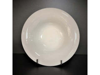 """Horeca White B/S""Farfurie adinca 23.4cm.1buc."