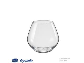 """""""Amoroso"""" Set pahare p/u whisky , 340 ml. 2 buc"""