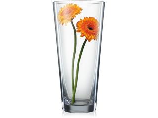 CR/ Vaza din sticla cristalizata 290 mm, 1 buc.