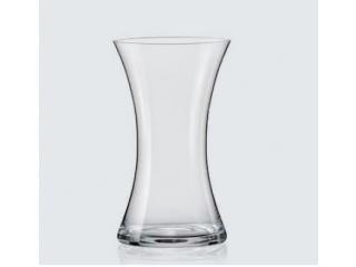 CR/ Vaza din sticla cristalizata 255 mm, 1 buc.