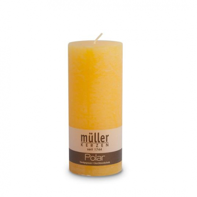 """MLuminare-pilon """"Polar"""" Yellow 160/68 mm, 1 buc, """"Polar"""","""