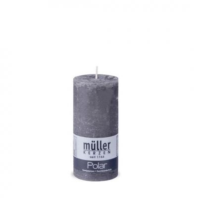 "Luminare-pilon ""Polar"" Dark Grey 125/58 mm, 50h, 1 buc, ""Polar"","