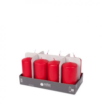 "Set luminare-pilon Red 120/60 mm, 8 buc, ""BSS"","