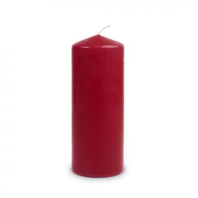 "Luminare-pilon Dark Red 180/68 mm, 60h, 1 buc, ""BSS"","