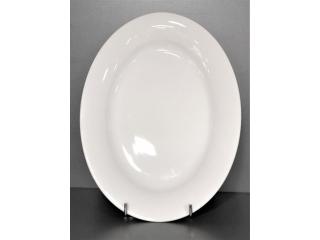 """""""Horeca White B/S""""Platou oval 30cm.1buc."""