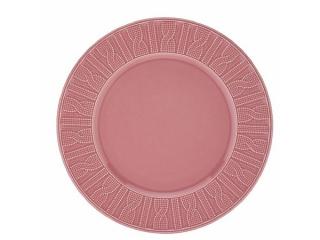 """""""Selanik """" Platou, roz, 20 cm, 1 pcs."""