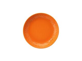 "OKT/ ""NC Ivy "" Farfurie adinca orange D 22 cm, 1 buc."