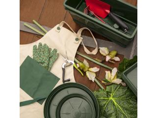 GARDEN- obiecte din masă plastică pentru grădină