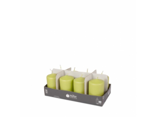 Set luminare-pilon Green 120/60 mm, 8 buc