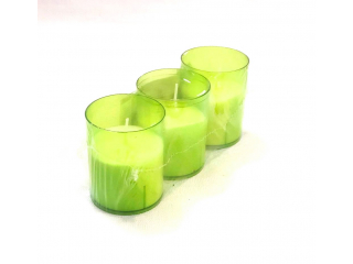 "Set luminari ""refill it"" Green, 3 buc"