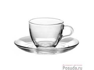 "Coffee set for 6 persons ""Basic""  90 ml, 12 pcs."