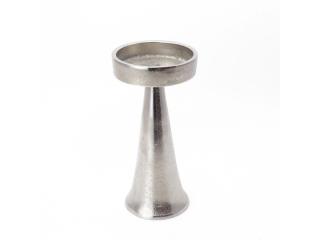 Candelabru din aluminiu 9*8.5*23.5 cm, 1 buc