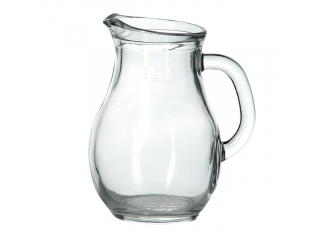 Pitchers, decanters
