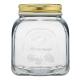 """Homemade"" Vas cu capac 500 ml, 1 buc. 1/24"