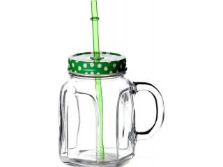 """""""Homemade"""" Cana cu capac verde, 1 buc. 1/12"""