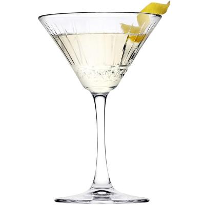 """Elysia"" Set pocale p/u martini, 220 ml, 4 pcs, 1/4, Elysia ,"