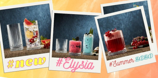 "NEW COLLECTION Descoperă seria ""Elysia"""