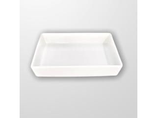 """""""White"""" Tava D 19*16 cm, 1 pcs"""