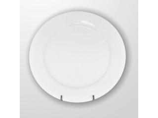 """""""White"""" Platou D  29 cm,1 pcs"""