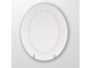 """""""White"""" Platou,  32*23 cm, 1 pcs"""