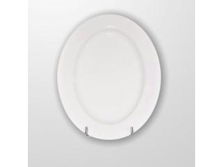 """ODK/""""White"""" Platou oval, 30x23 cm , 1 pcs"""