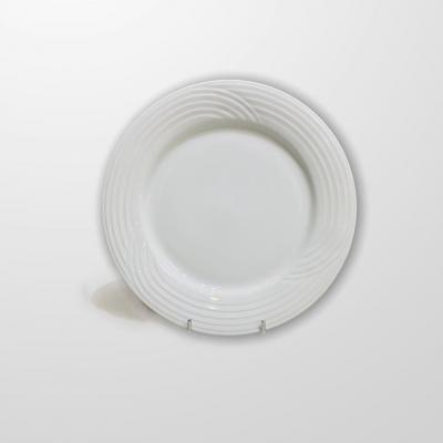 """""""Simplicity Edge"""" Platou D 22 cm, 1buc., WHITE,"""