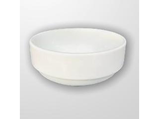 """""""White"""" Bol din portelan 300 ml D 14 cm, 1 buc."""