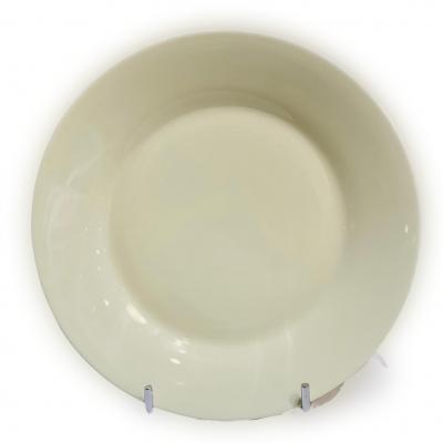 """""""Horeca Olive"""" Platou D 21 cm,1 buc., WHITE,"""