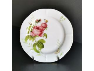 """""""Rose & Butterfly"""" Farfurie de servit 21 cm, 1 buc."""