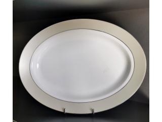 """""""Silver Mix"""" Platou oval 40 cm, 1 buc."""