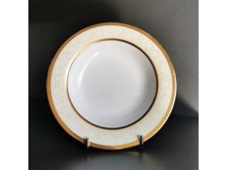 """Casiel Gold"" Farfurie adinca, 23 cm, 1 buc"