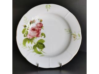 """""""Rose & Butterfly"""" Farfurie de servit 27 cm, 1 buc."""