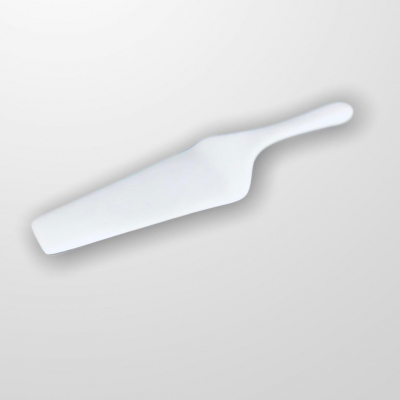 """White"" Lopatica p/u tort, 1 pcs, WHITE,"